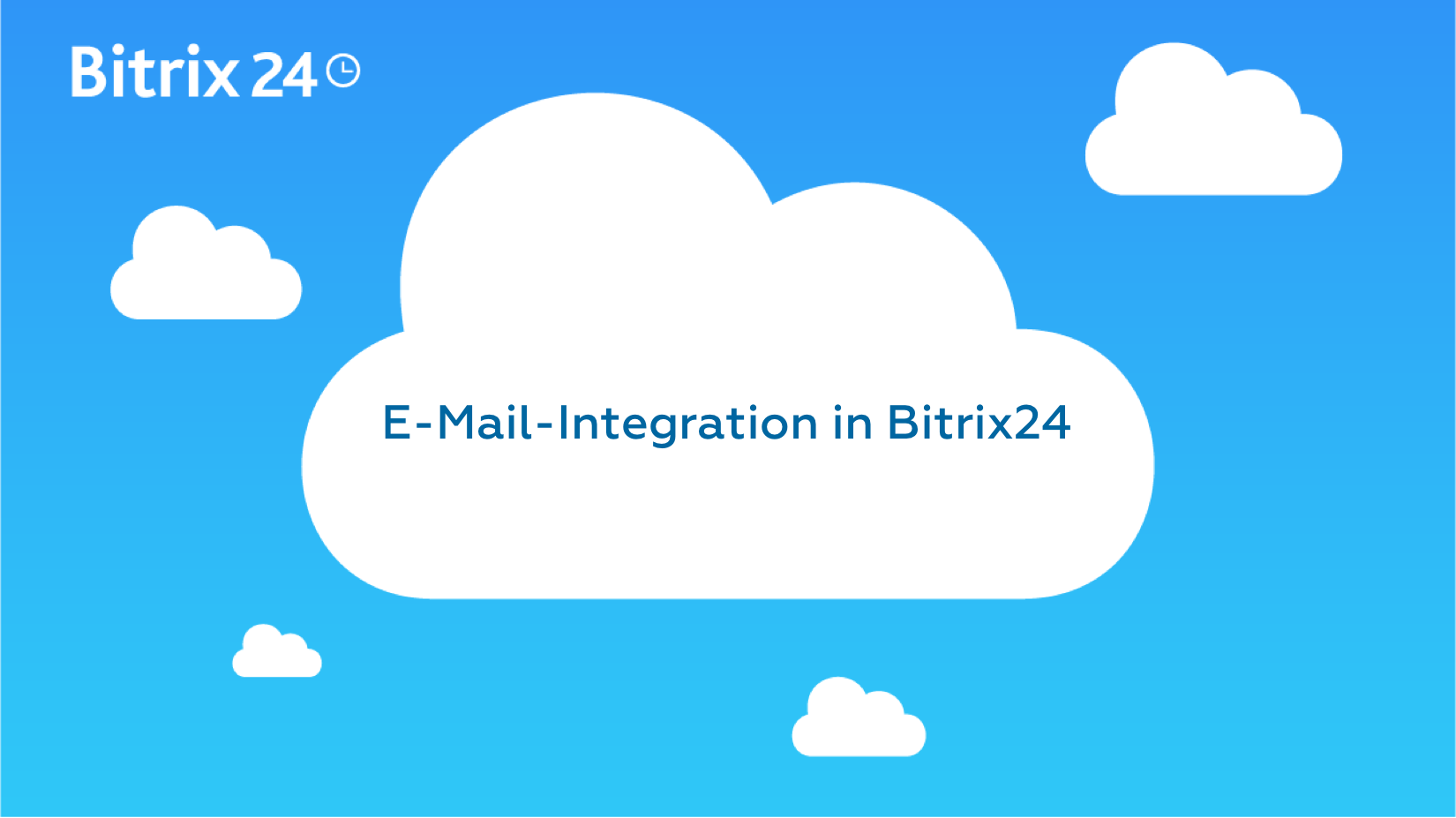 E-Mail-Integration in Bitrix24